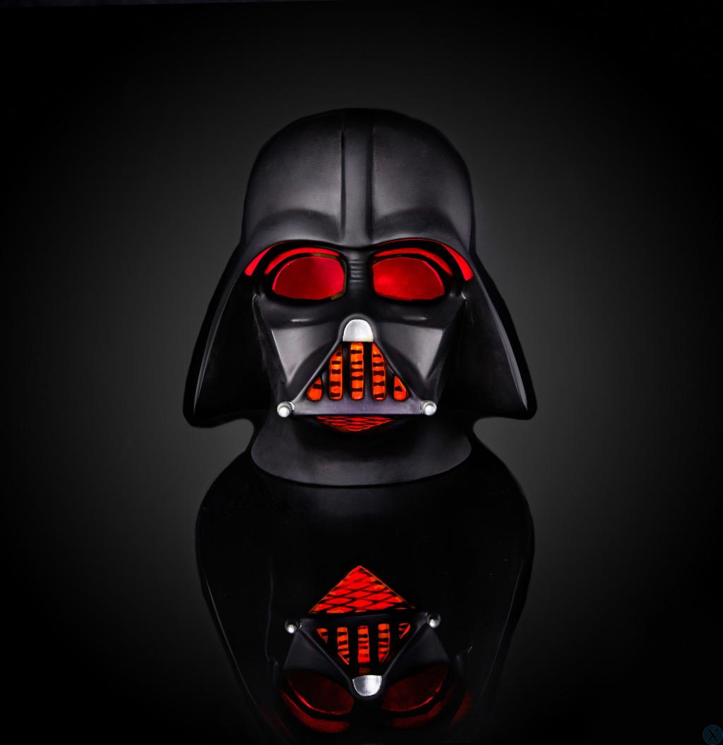 shopforgeek star wars lampe mood light dark vador. Black Bedroom Furniture Sets. Home Design Ideas