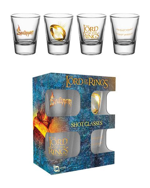LORD OF THE RINGS - Shot Glass - Ring