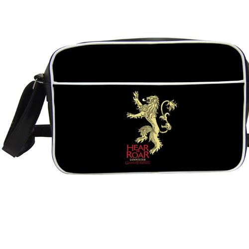 GAME OF THRONES - Messenger Bag - Hear Me Roar (Lannister)