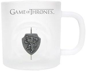 GAME OF THRONES - Mug - Lannister 3D Rotating Logo - Crystal