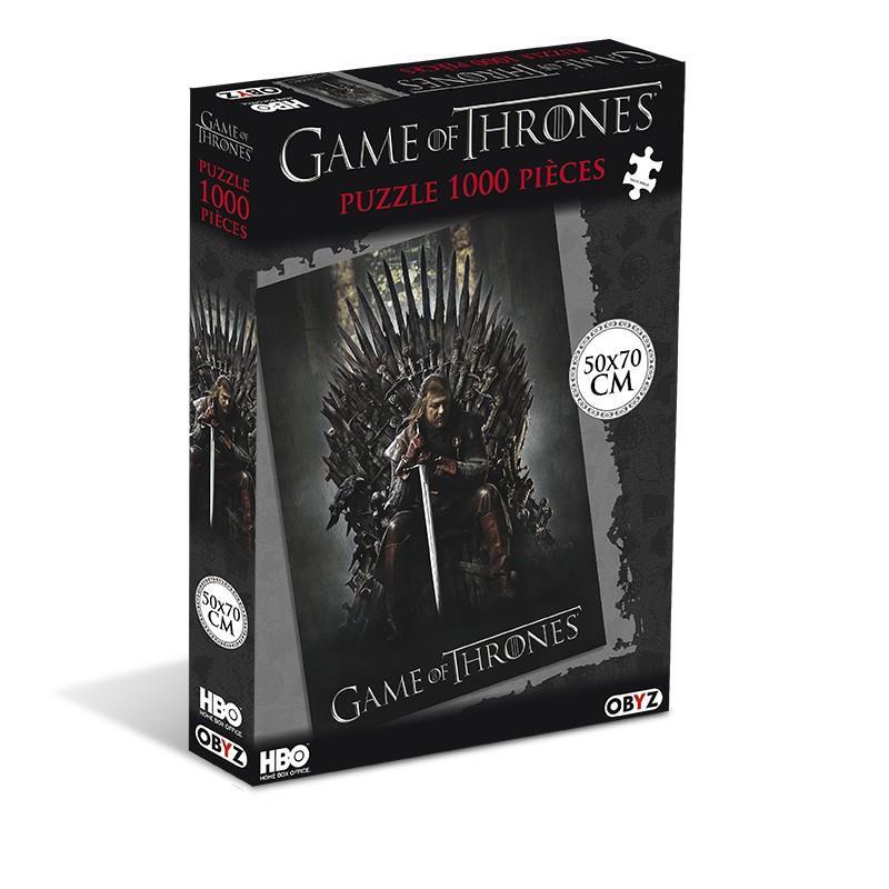 GAME OF THRONES - Puzzle 1000 pces_1