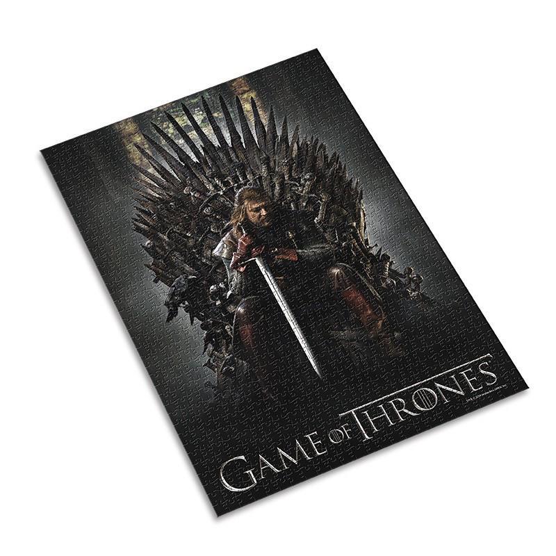 GAME OF THRONES - Puzzle 1000 pces_2