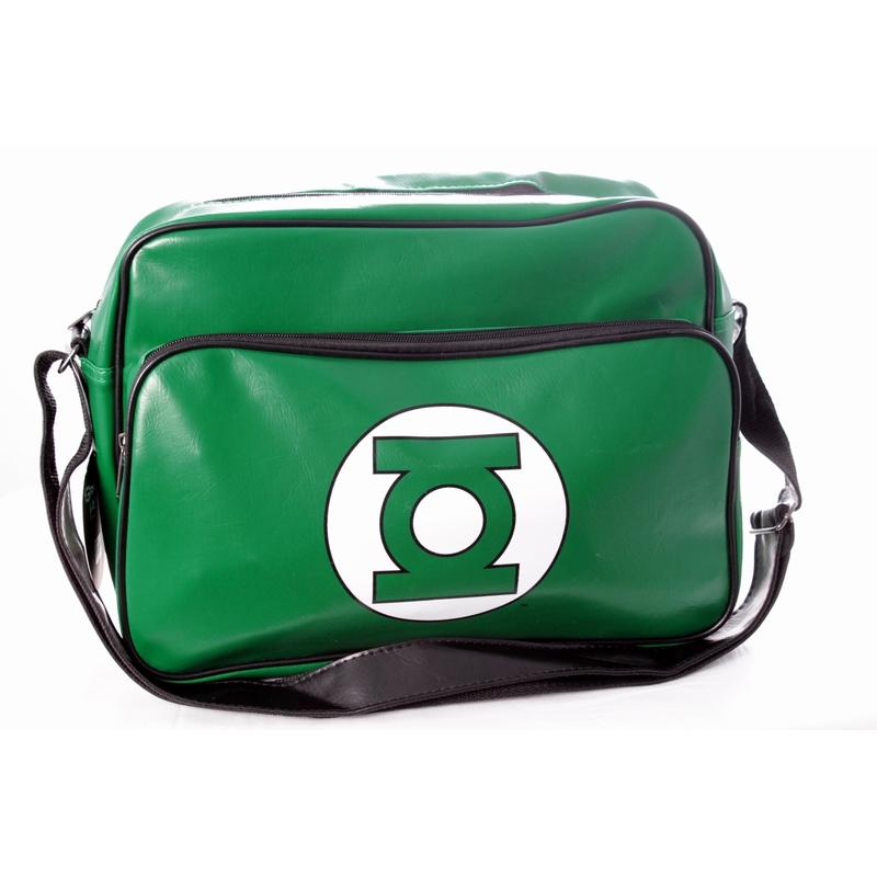 DC COMICS - Messenger Bag - Green Lantern Logo