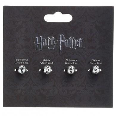 HARRY POTTER - Spell Bead Charm Set