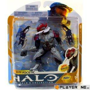 Halo Series 8 Elite Ascetic Silver