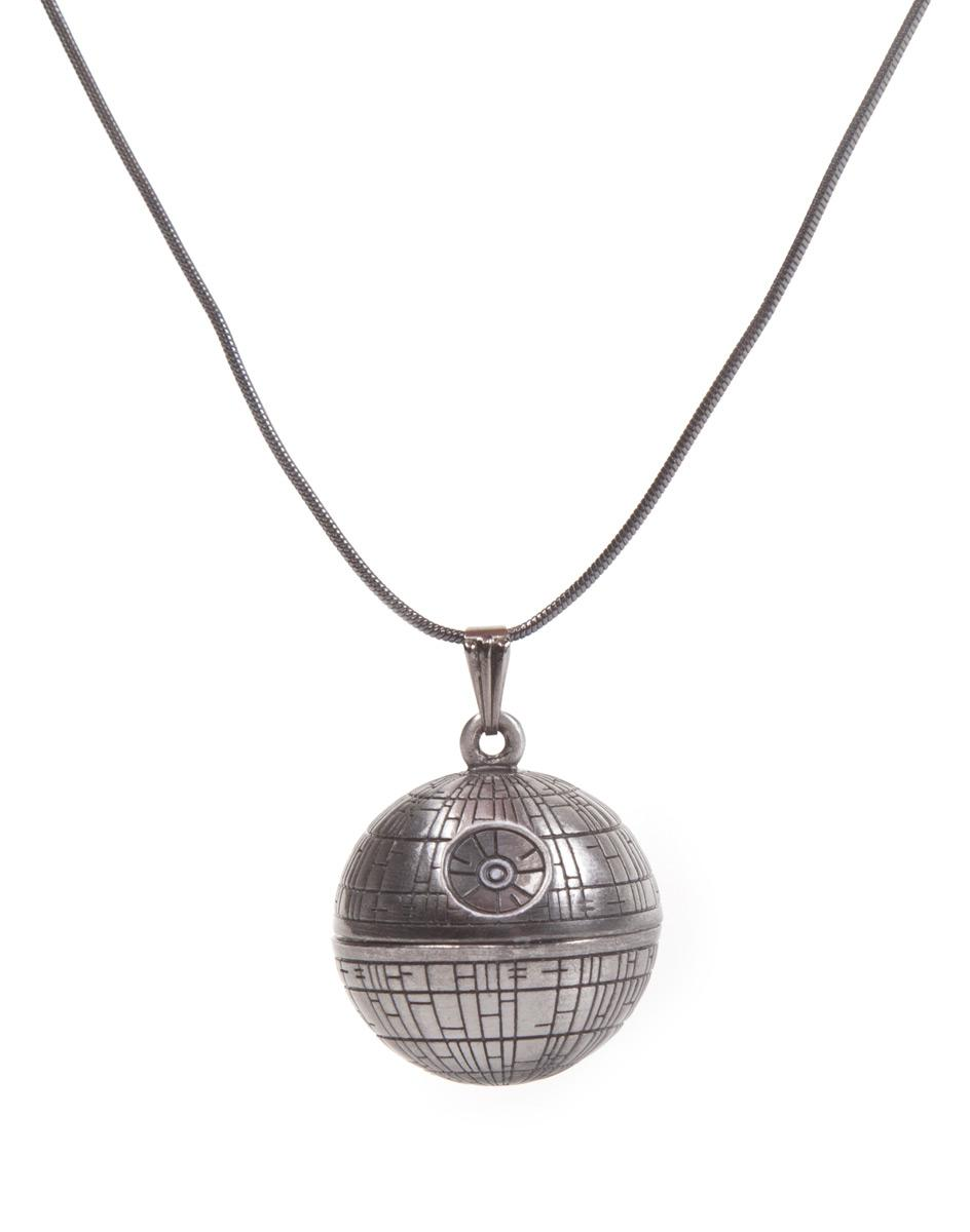 STAR WARS - Death Star Collier_2