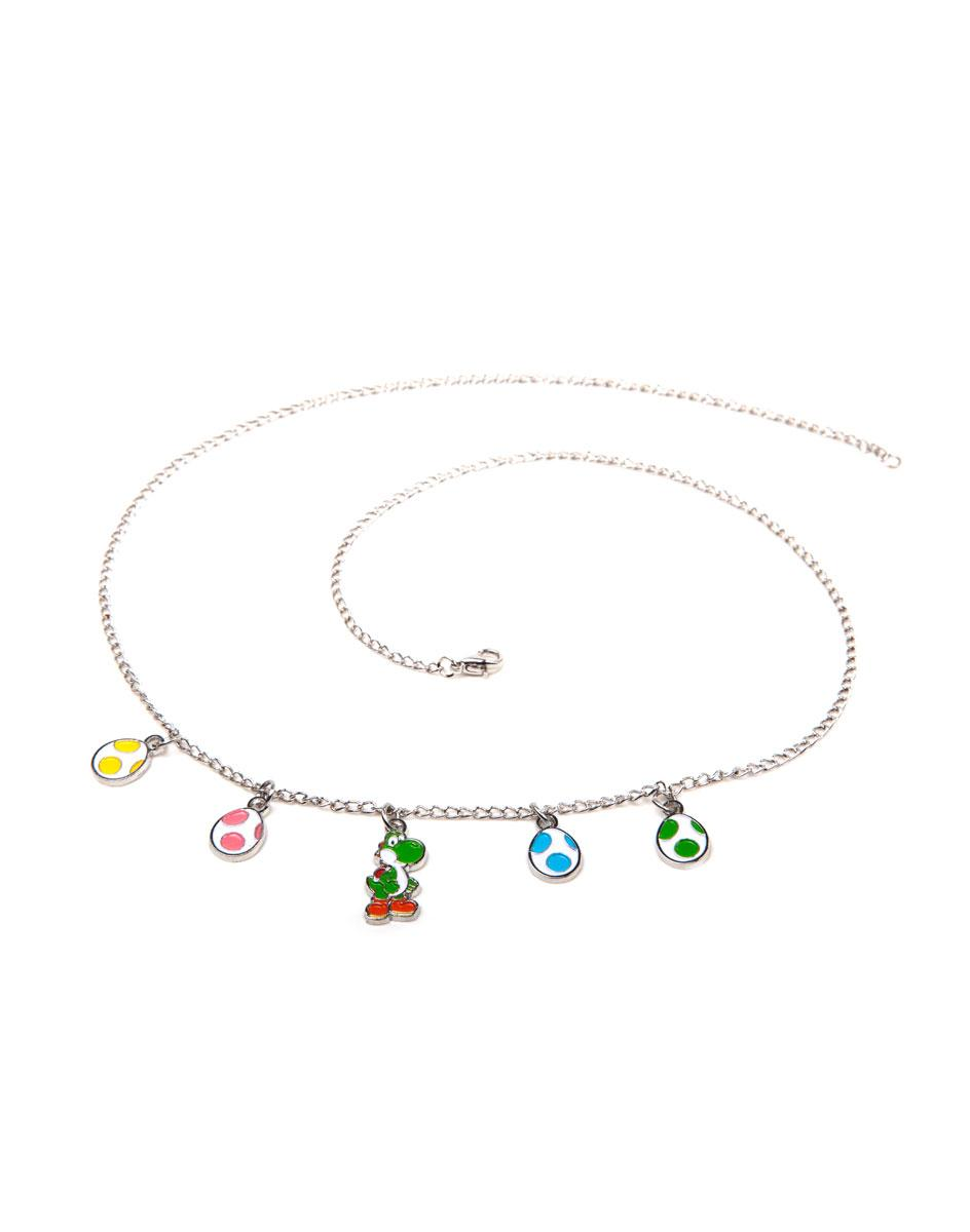 NINTENDO - Yoshi and Eggs Collier