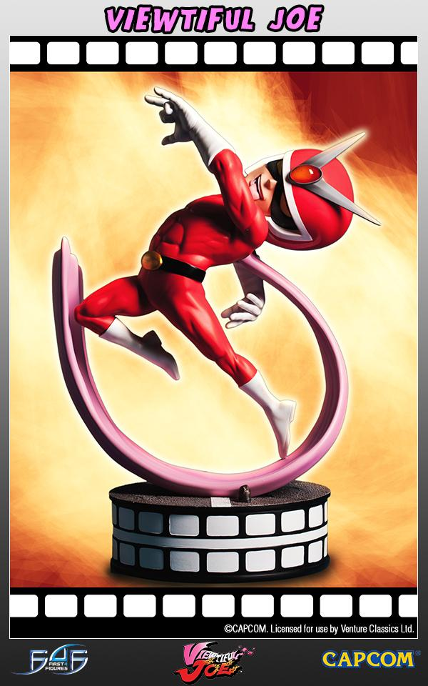 VIEWTIFUL JOE - Regular Statue ( Limited Edition 850 pces )
