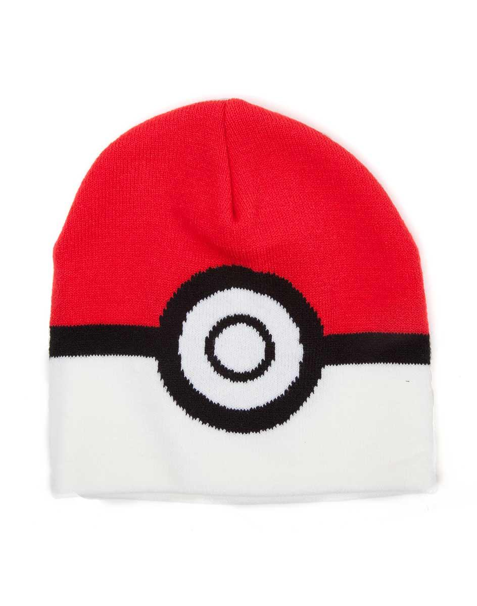 POKEMON - Bonnet -  PokeBall