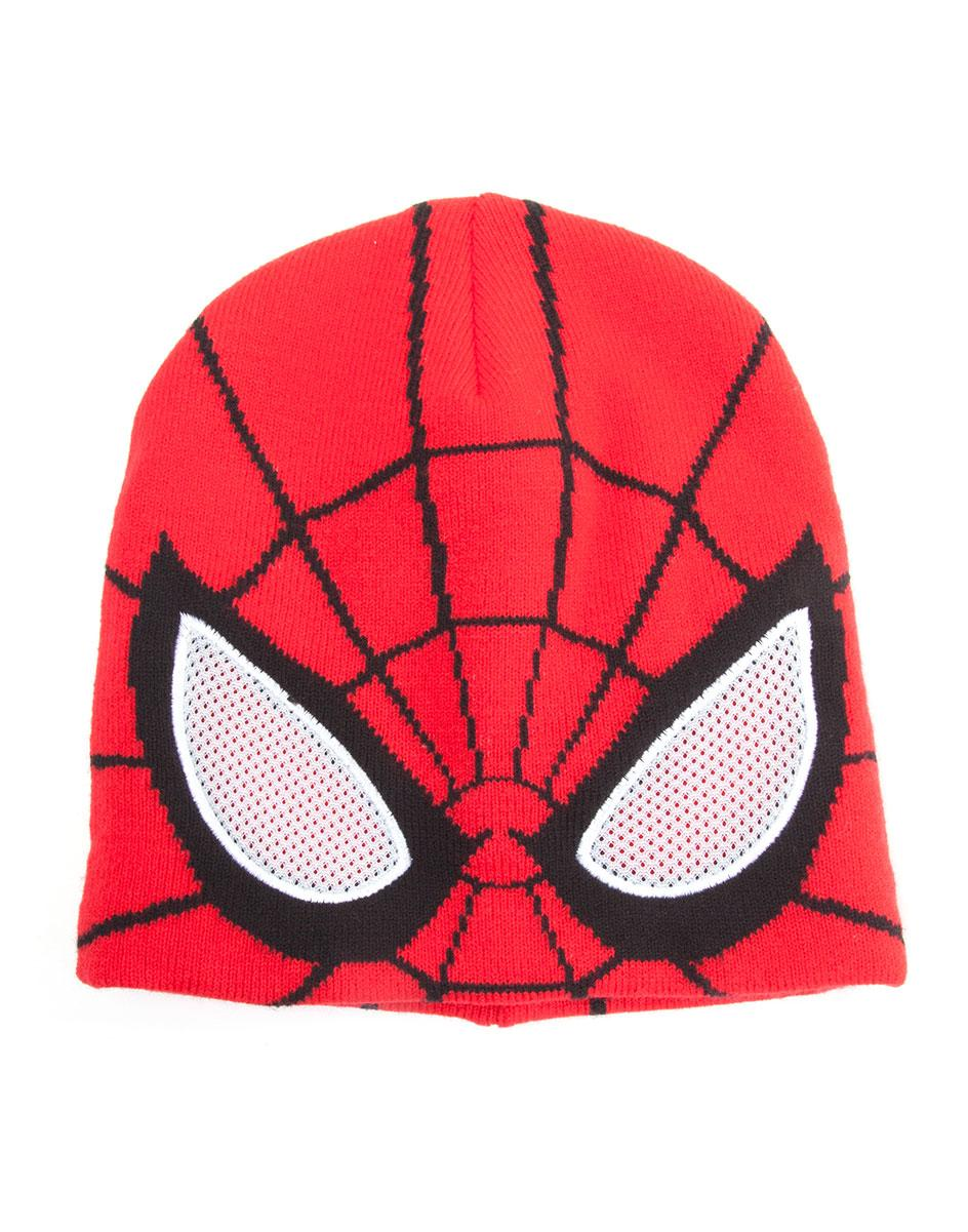 SPIDER-MAN - Bonnet - Mesh Eyes