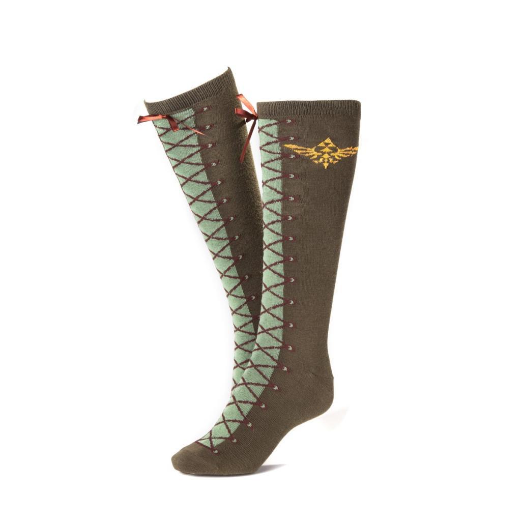 NINTENDO - ZELDA Knee High Sock