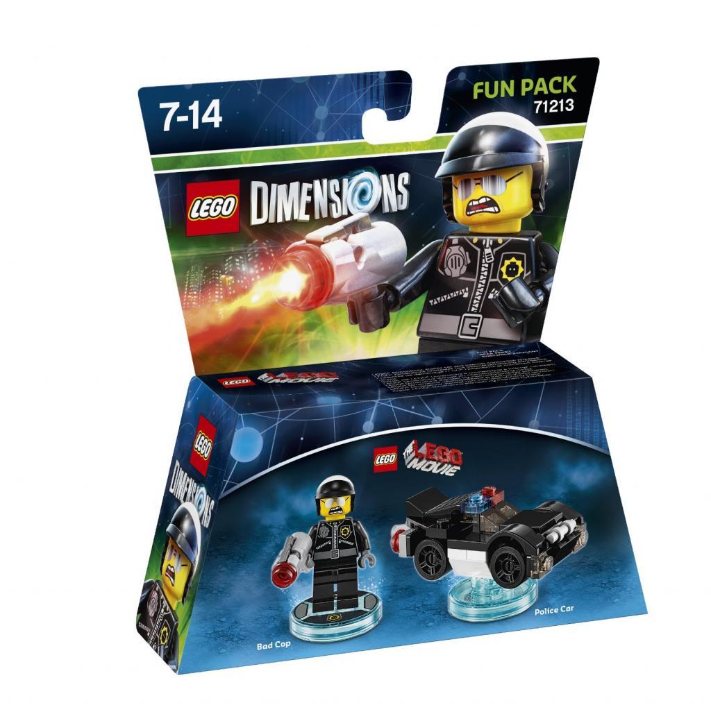 LEGO DIMENSIONS - Fun Pack - Lego Movie Bad Cop