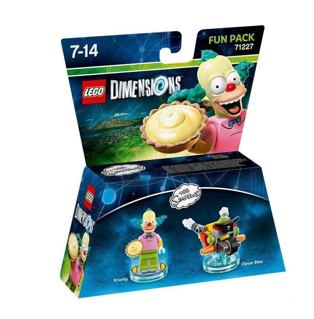 LEGO DIMENSIONS - Fun Pack - Simpsons Krusty