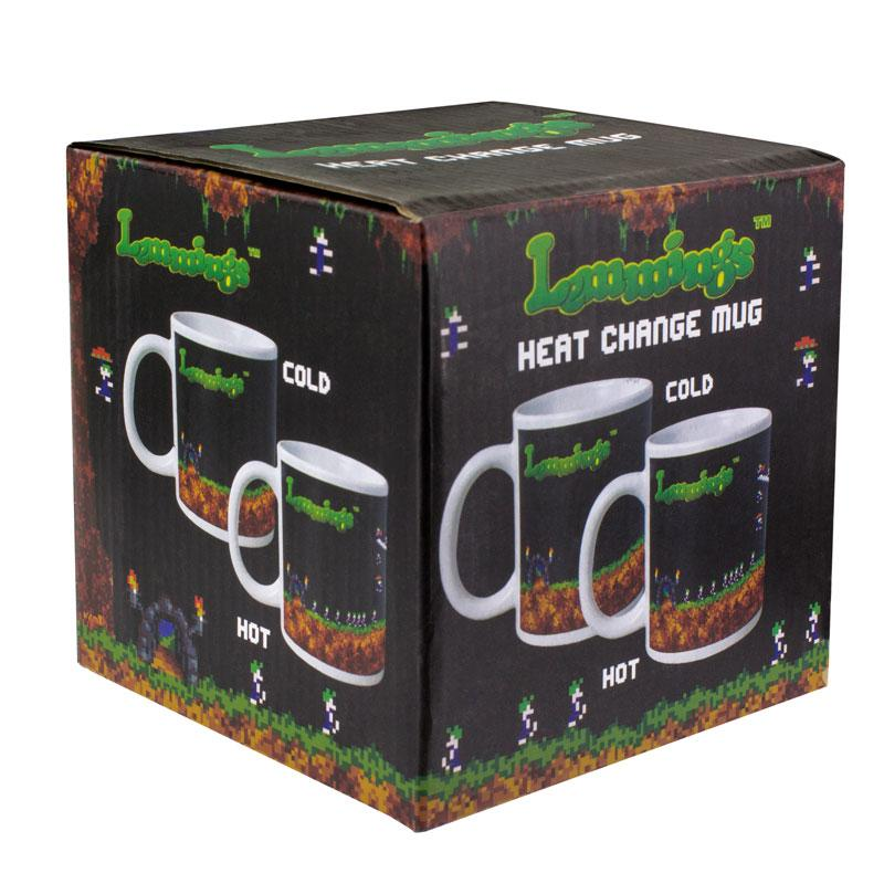 LEMMINGS - Heat Change Mug