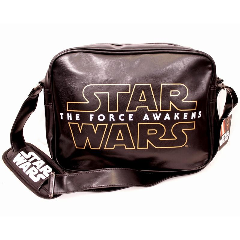 Sac /à Bandouli/ère Star Wars Officiel 1er Ordre