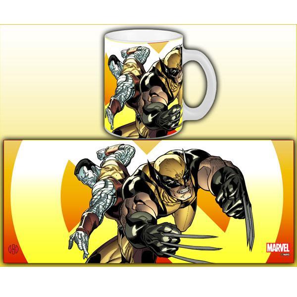 MARVEL - Mug - Wolverine Serie 1 - Fastball