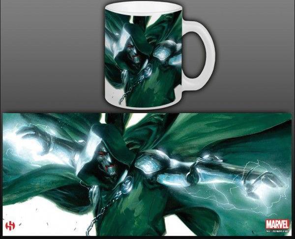 MARVEL - Mug - Villains Serie 1 - Dr Doom