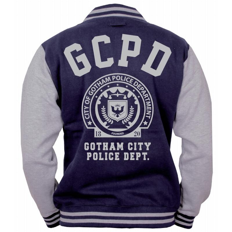 BATMAN  - Blouson Teddy GCPD (S)