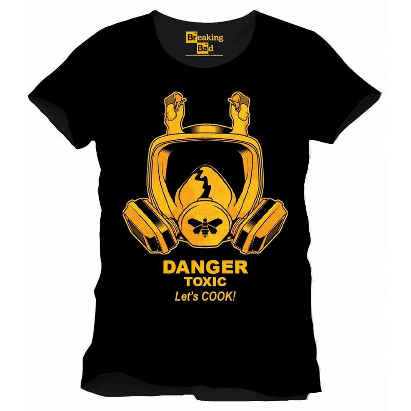 BREAKING BAD - T-Shirt I AM the Danger - (S)