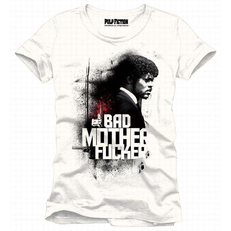 PULP FICTION - T-Shirt Street Bad MF (M)