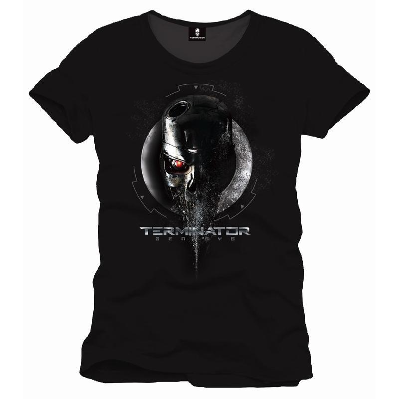 TERMINATOR - T-Shirt GENISYS officiel - BLACK (L)