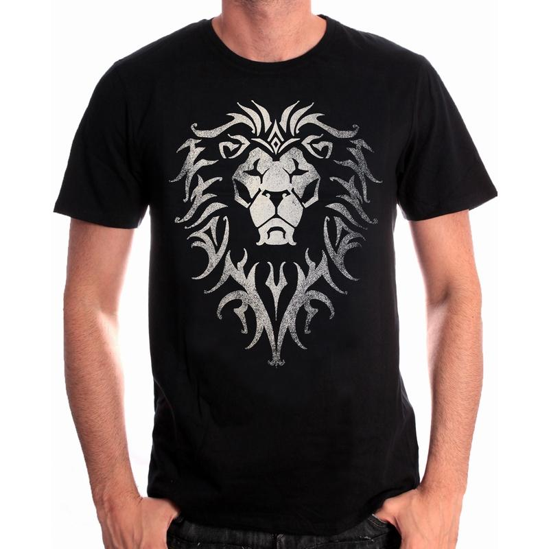 WARCRAFT - T-Shirt Alliance Logo (S)