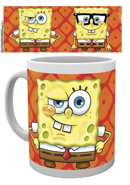 SPONGEBOB - Mug - 300 ml - Faces