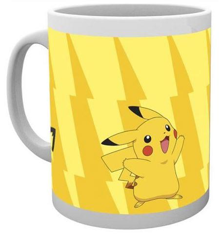POKEMON - Mug - 300 ml - Pikachu Evolve