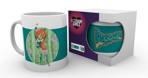 DC COMIC - Mug - 300 ml - Gotham Girl - Poison Ivy