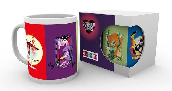 DC COMIC - Mug - 300 ml - Gotham Girl - Quad