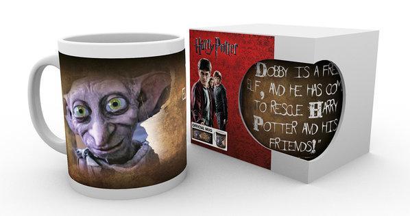 HARRY POTTER - Mug - 300 ml - Dobby