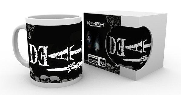DEATH NOTE - Mug - 300 ml - Logo