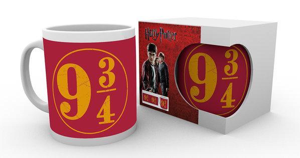 HARRY POTTER - Mug - 300 ml - 9 3/4