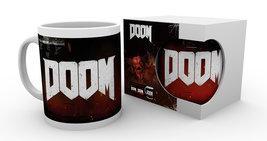 DOOM - Mug - 300 ml - Logo
