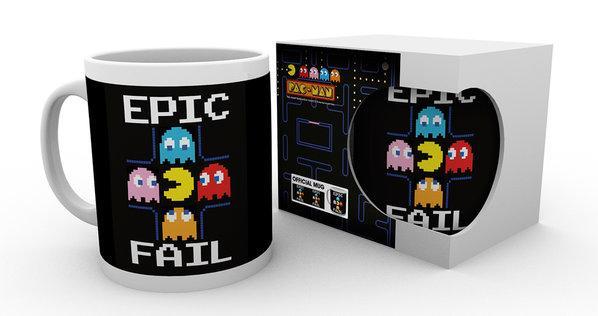 PAC-MAN - Mug - 300 ml - Epic Fail