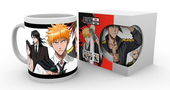 BLEACH - Mug - 300 ml - Collage