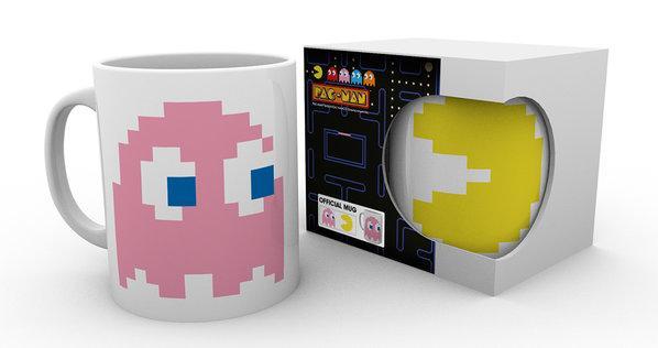 PAC-MAN - Mug - 300 ml - Pinky
