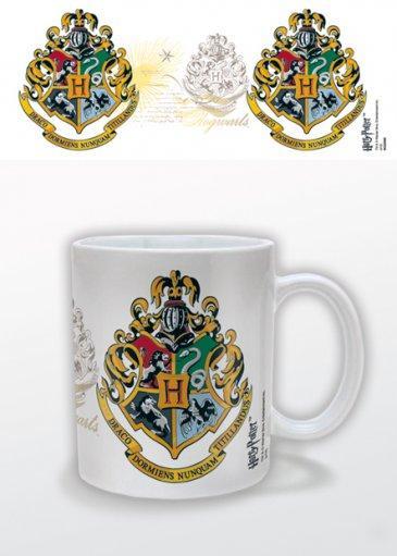 HARRY POTTER - Mug - 300 ml - Hogwarts Quest