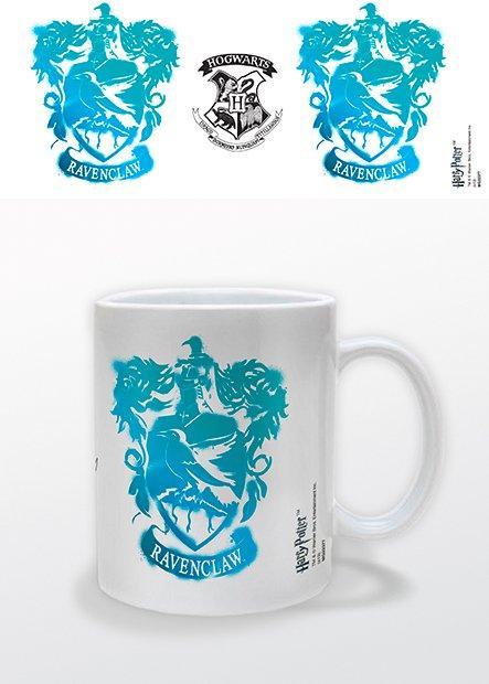 HARRY POTTER - Mug - 300 ml - Ravenclaw Stencil
