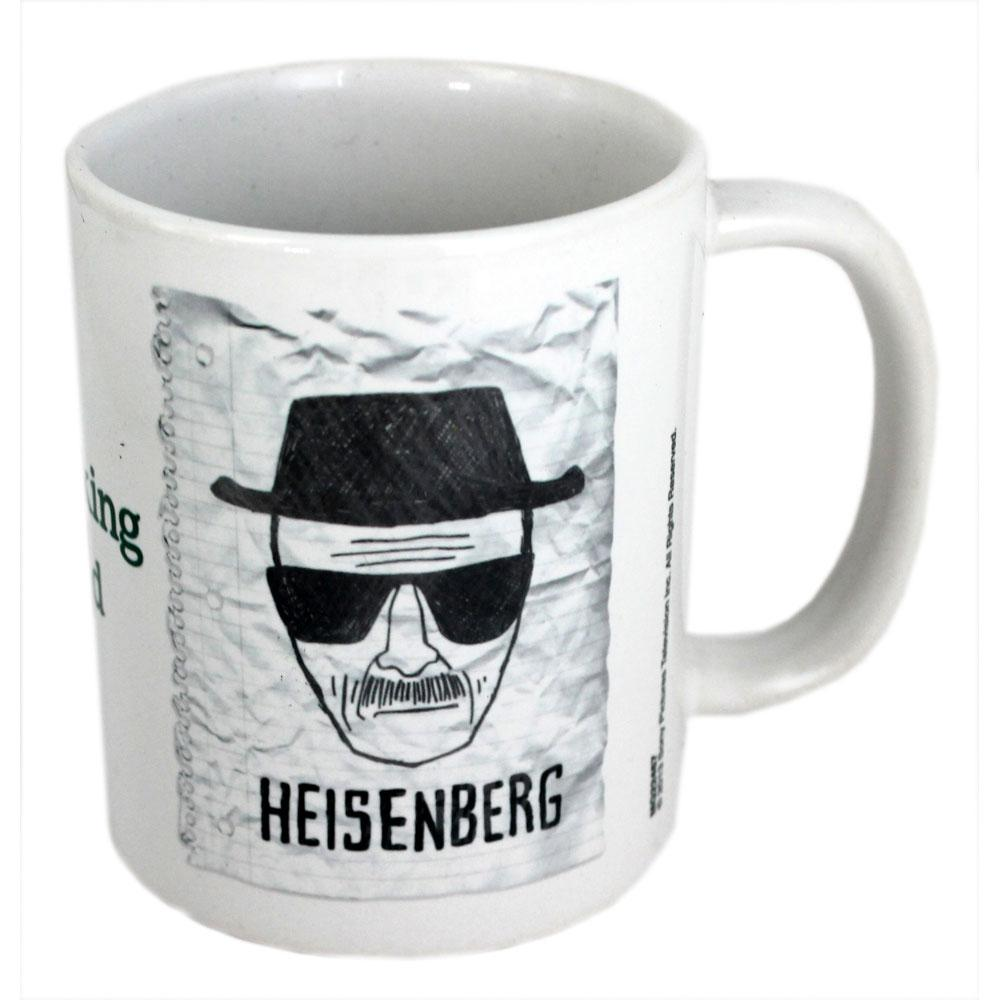 BREAKING BAD - Mug - 300 ml - Heisenberg