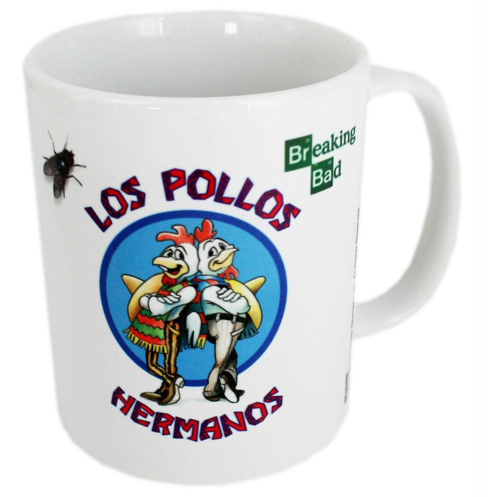 BREAKING BAD - Mug - 300 ml - Los Pollos Hermanos