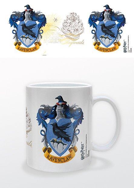 HARRY POTTER - Mug - 300 ml - Ravenclaw Crest