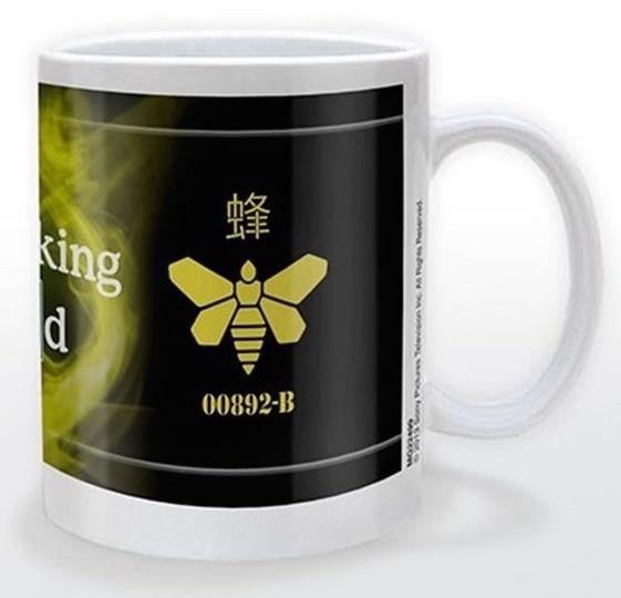 BREAKING BAD - Mug - 300 ml - Golden Moth