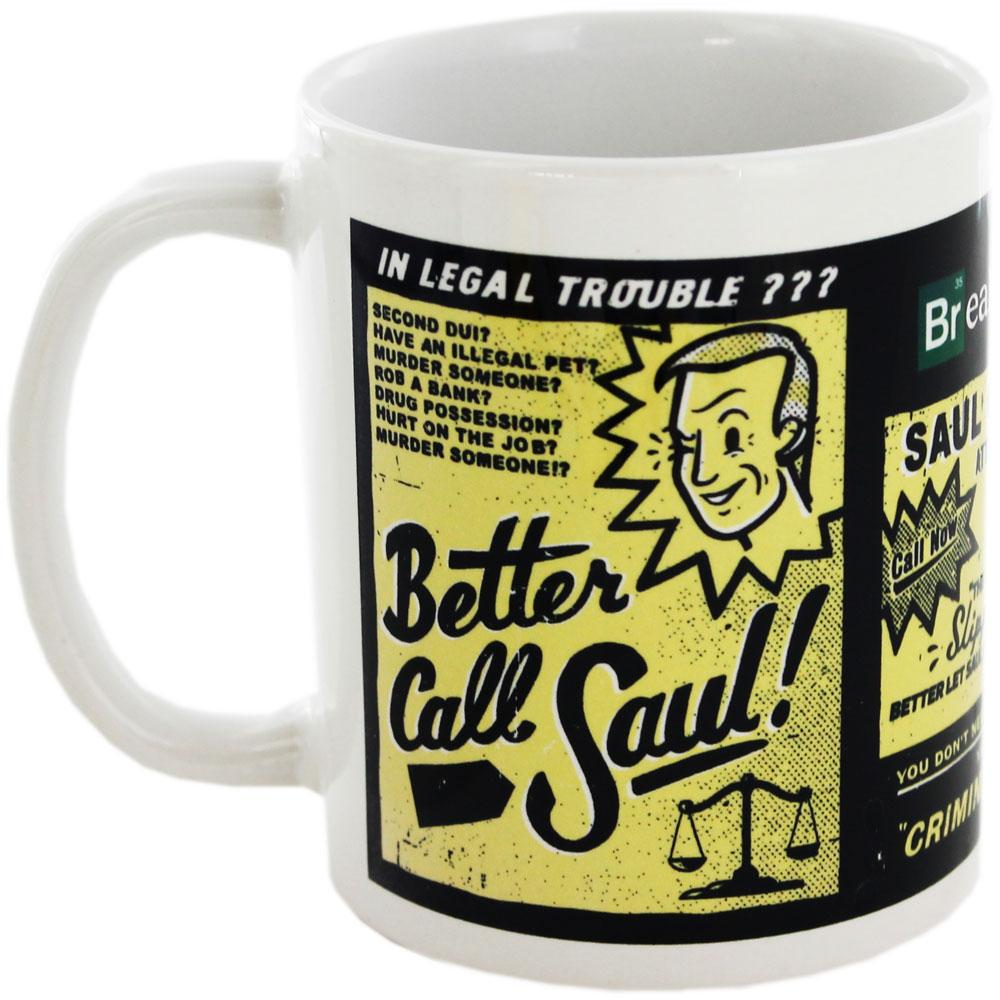 BREAKING BAD - Mug - 300 ml - Better Call Saul