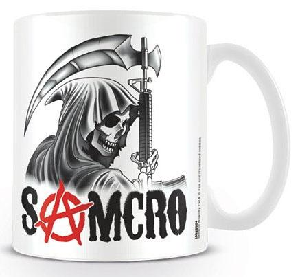 SONS OF ANARCHY - Mug - 300 ml - Samcro Reaper
