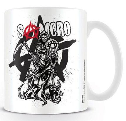 SONS OF ANARCHY - Mug - 300 ml - Tall Reaper
