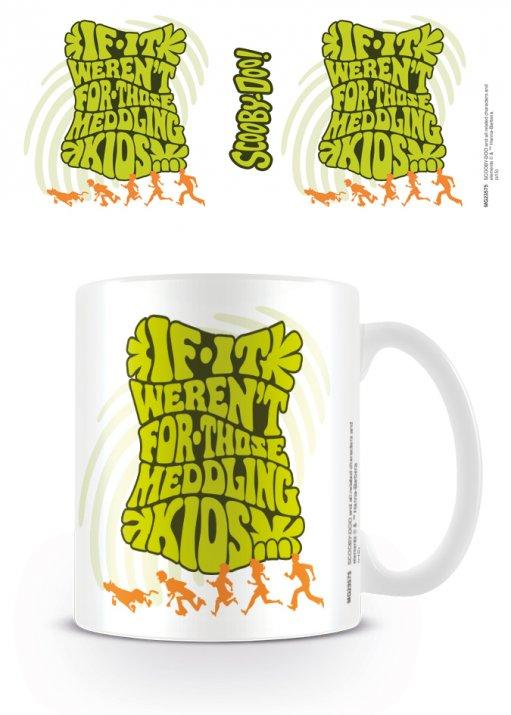 SCOOBY DOO - Mug - 300 ml - Meddling Kids