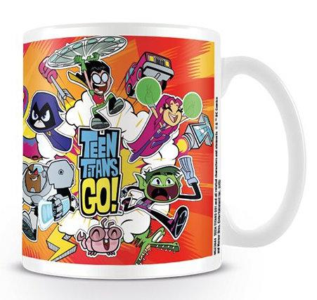 TEEN TITANS GO - Mug - 300 ml - Kaboom