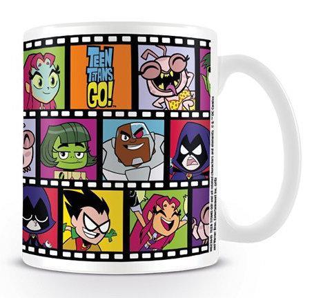 TEEN TITANS GO - Mug - 300 ml - Film Strips
