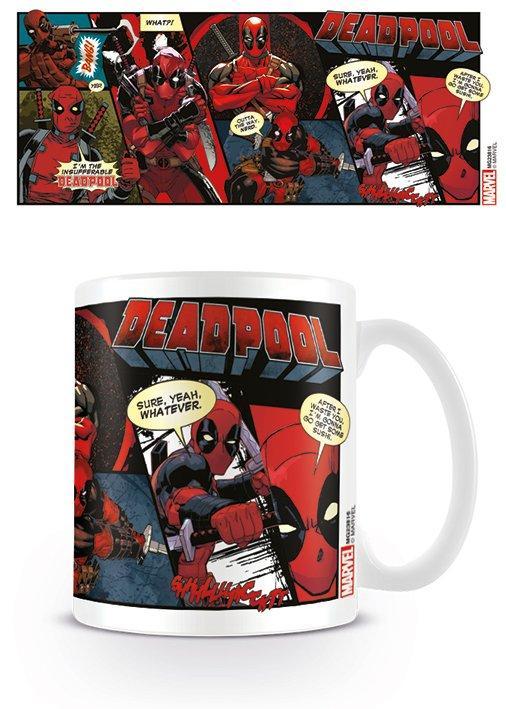 DEADPOOL - Mug - 300 ml - Comic